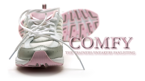 Comfy: The Trainers/Sneakers Fanlisting